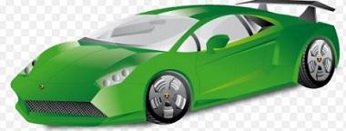 Free Lamborghini Clipart.