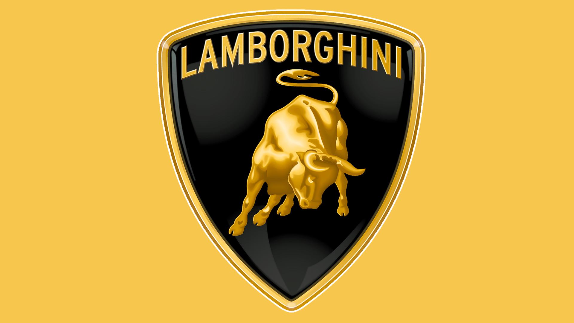 Meaning Lamborghini logo and symbol.