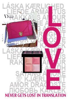 "Final Sale]Christian Dior STARDUST ""STARDUST"" BACKPACK THREE."