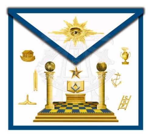 Masonic Apron Clip Art.