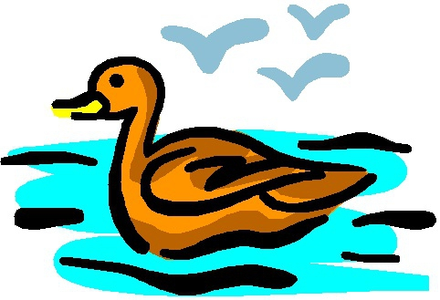Lame duck clipart.