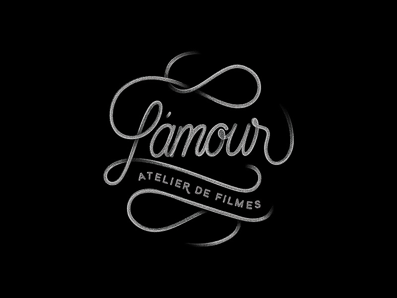 L\'amour Filmes by Alllan on Dribbble.