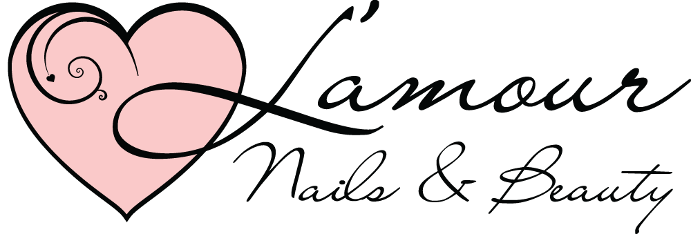 Lamour Nails and Beauty Logo.