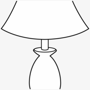 Lamp Clipart Black And White Clipart Panda Free.