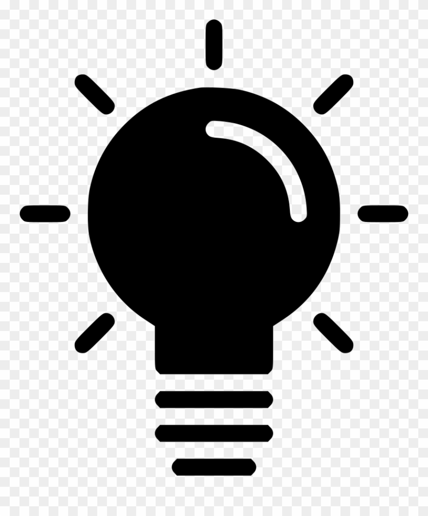 Lamp Idea Creativity Svg Png Icon Free Download.