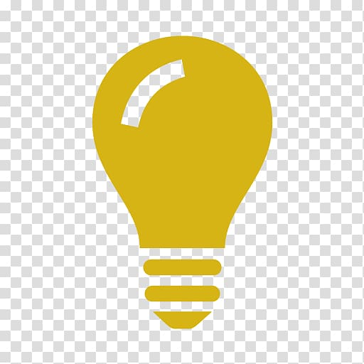 Incandescent light bulb Lighting Lamp Computer Icons, bulb.