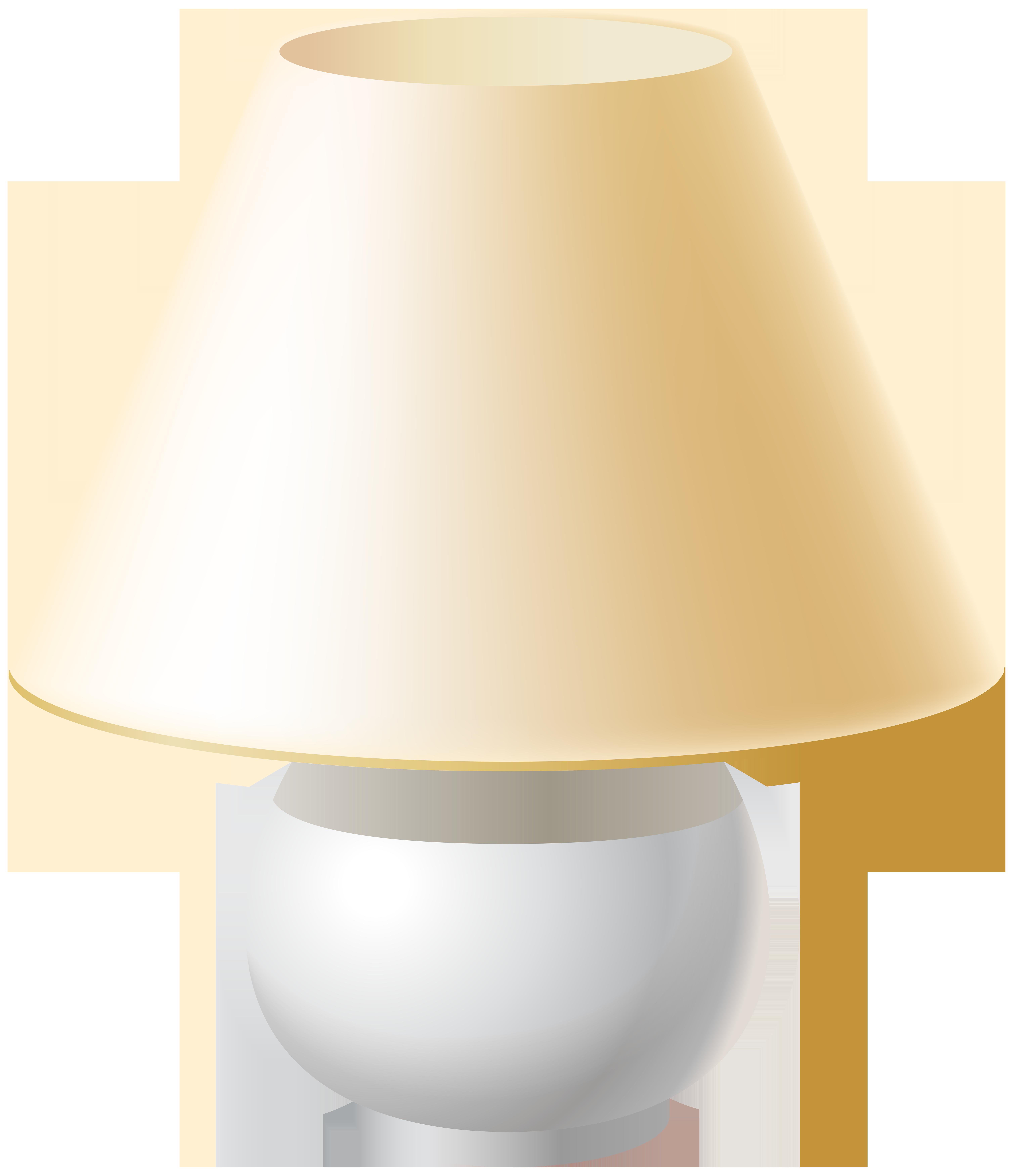 Lamp PNG Clip Art.