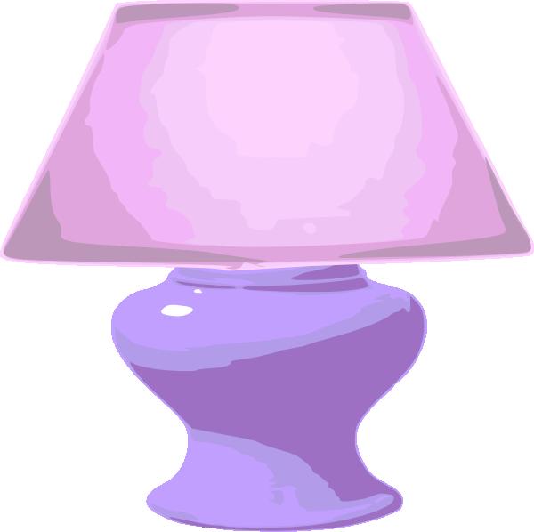 Lamp clip art (120333) Free SVG Download / 4 Vector.