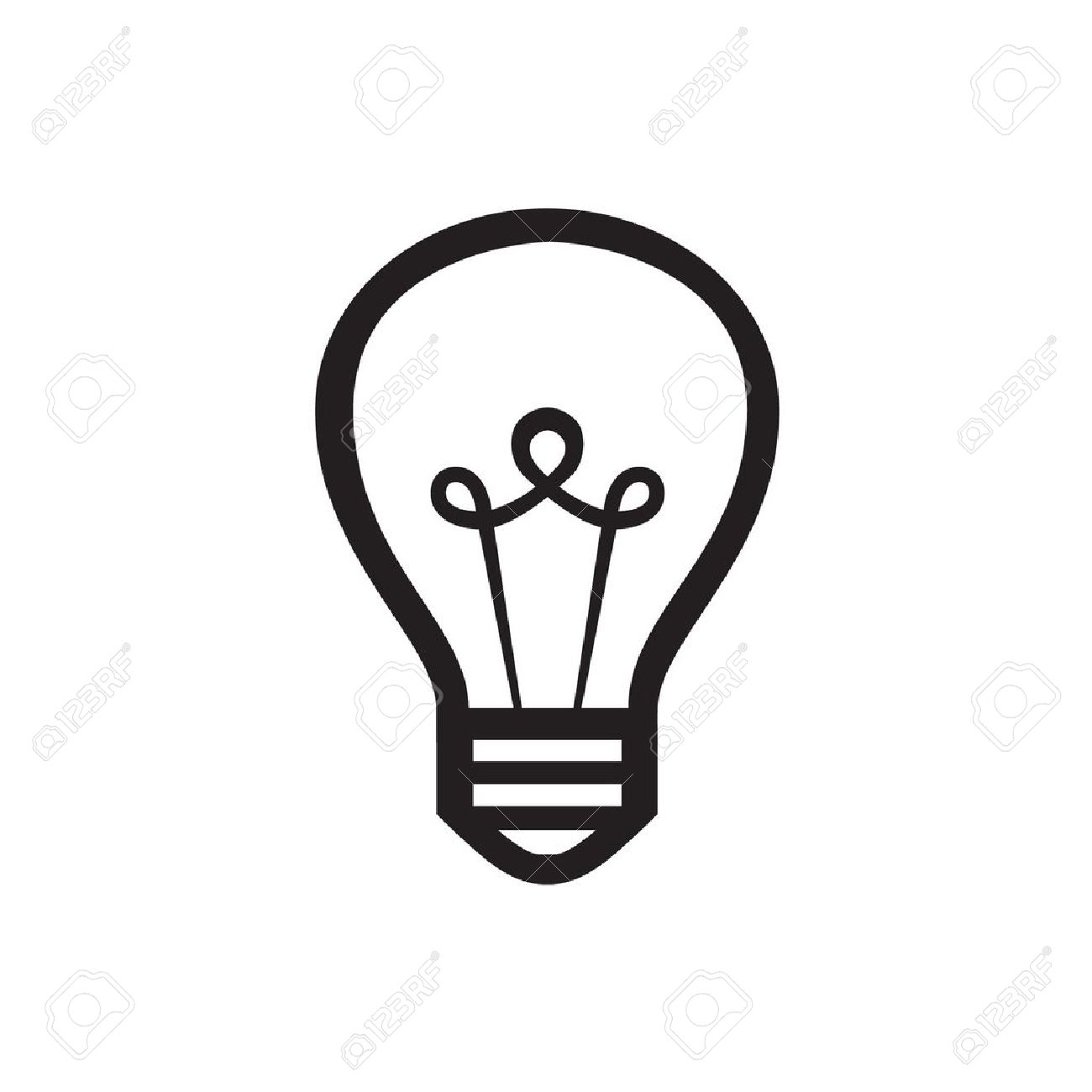 Idea Clipart Bulb Icon Pencil And In Color Idea Clipart.