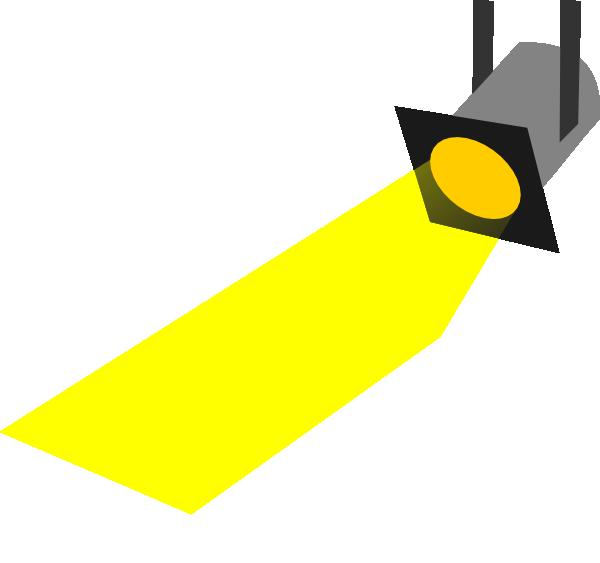 Movie Lights Clipart.