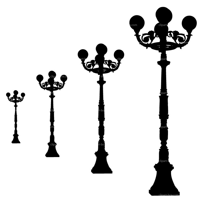 Lamppost Clipart Clipground
