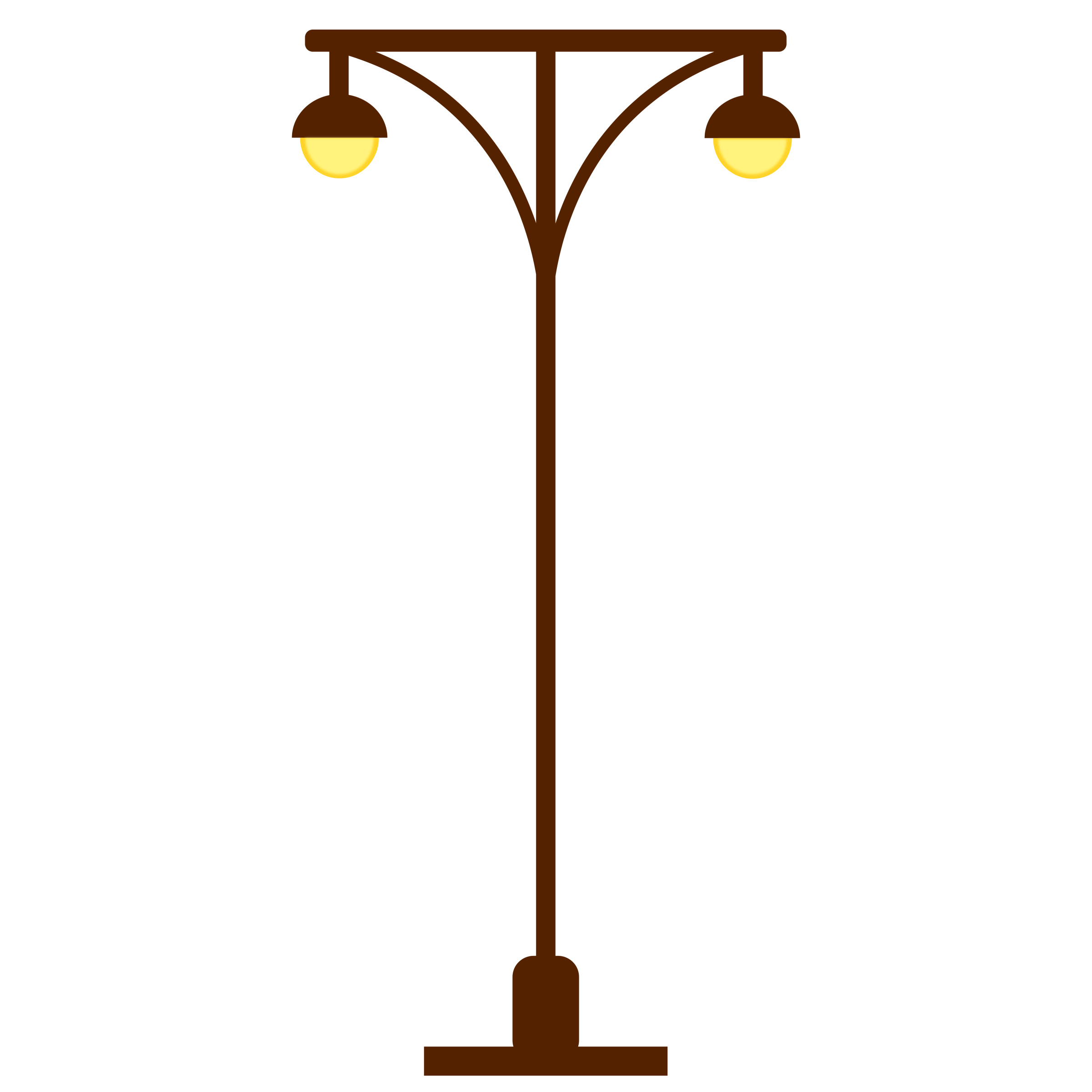 Lamp pole clipart - Clipground