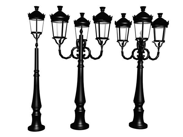 Lamp Post. Fabulous European Iron Lamp Post For Sale At Stdibs.