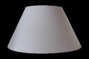 Classic White: Lamp Shade.