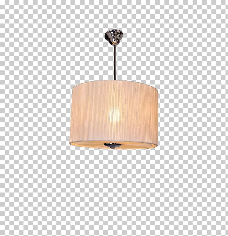 Cortinas de la lámpara iluminación lámpara de techo, PNG.