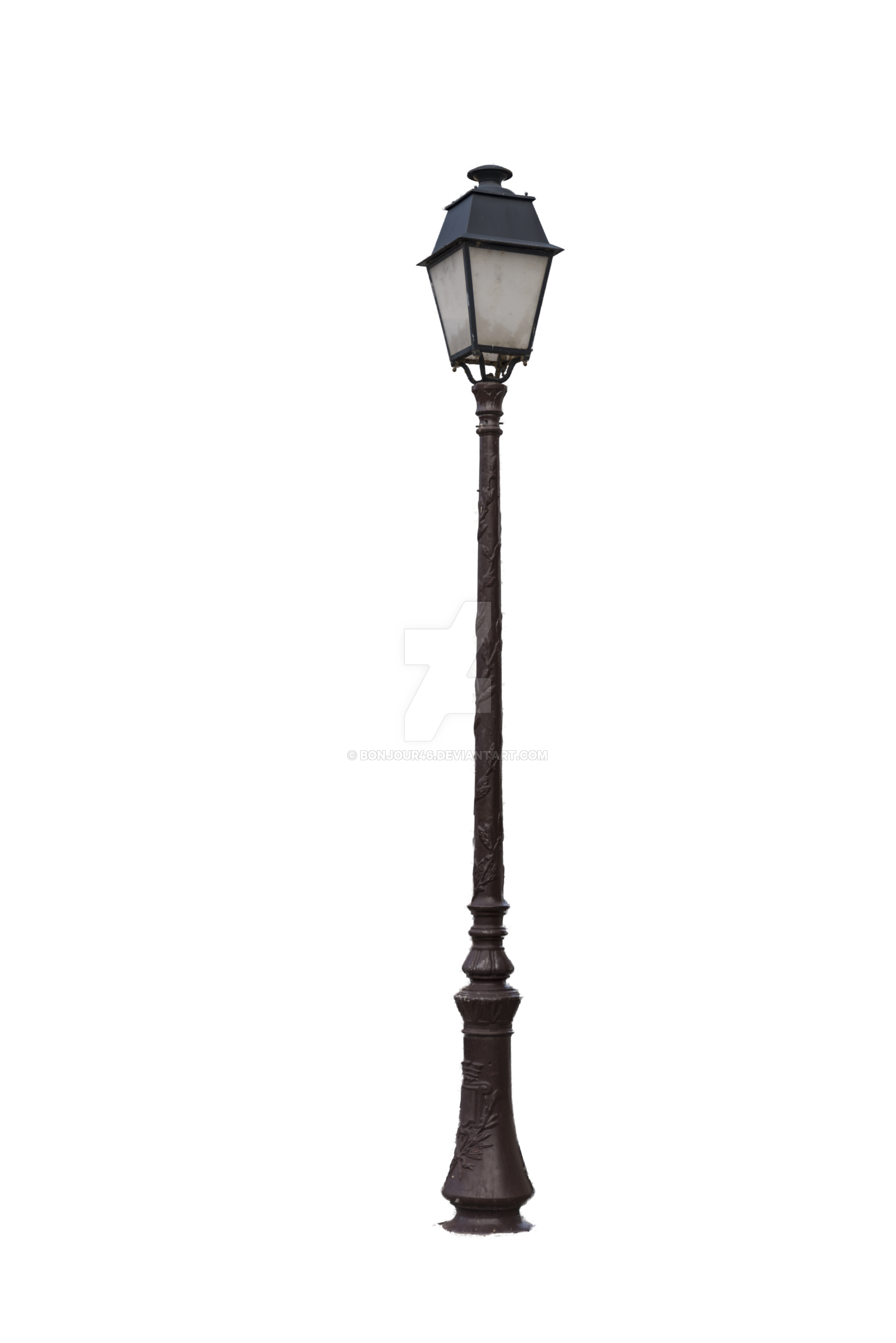 Paris clipart lamp post, Paris lamp post Transparent FREE.