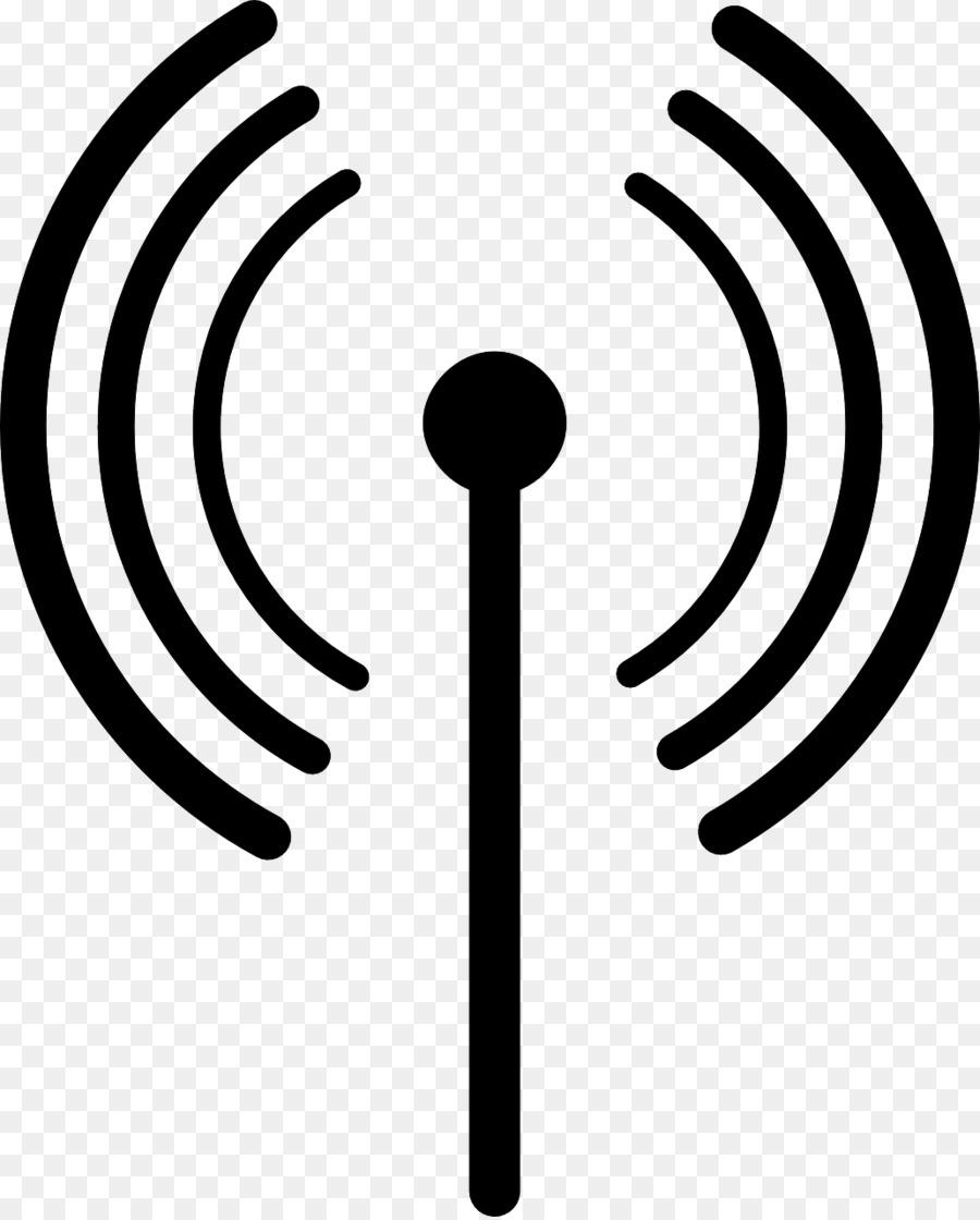 Wireless Lan Symbol.