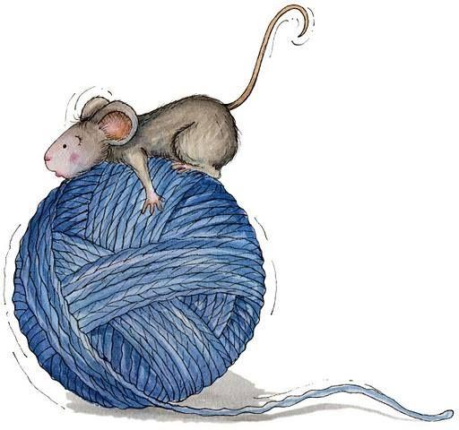 Poesía infantil: En un ovillo de lana #poemainfantil.