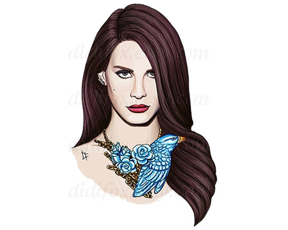 1000+ images about Lana Del Rey Art on Pinterest.
