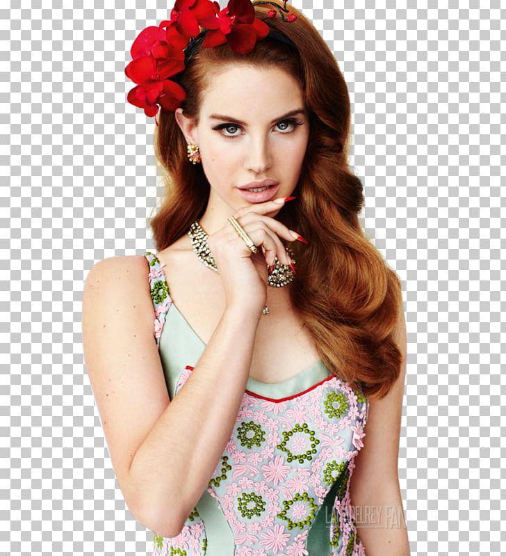 Lana Del Rey Vogue Fashion Photography Photographer PNG.