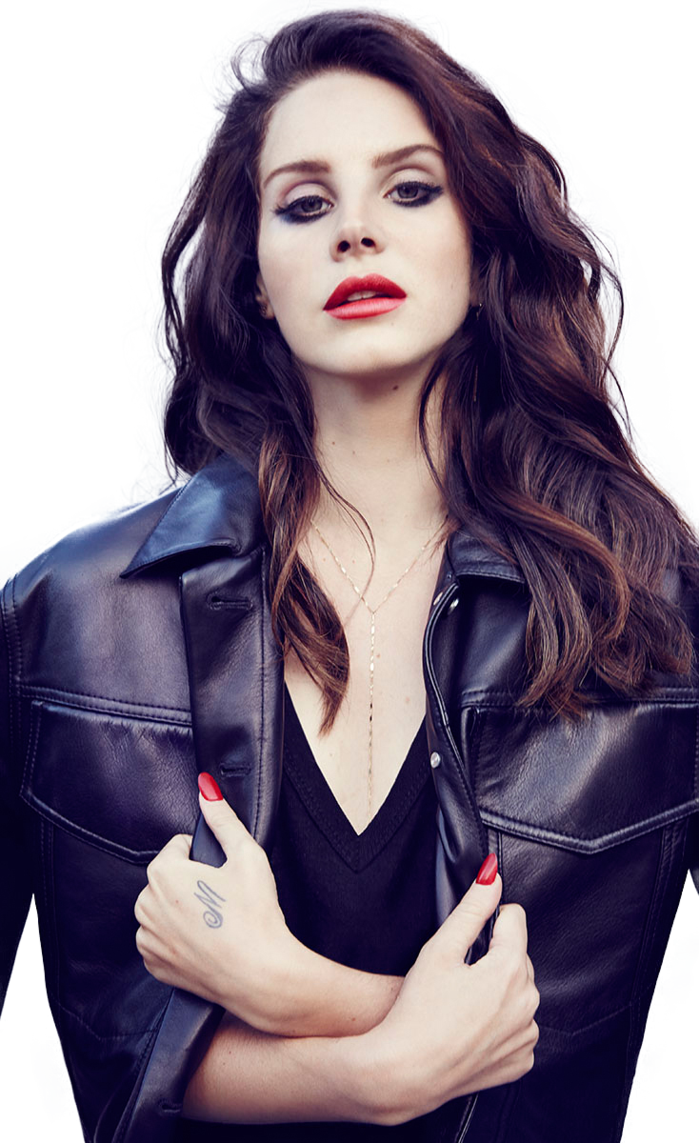 Download Lana Del Rey PNG Picture.