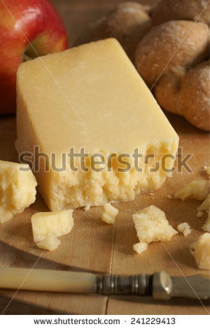 English Cheese Stock Photos, Royalty.