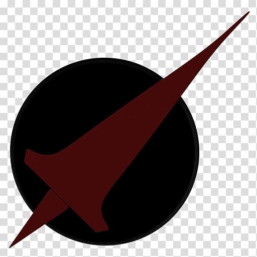 Black and red jousting lance logo, red , Borderlands Crimson.