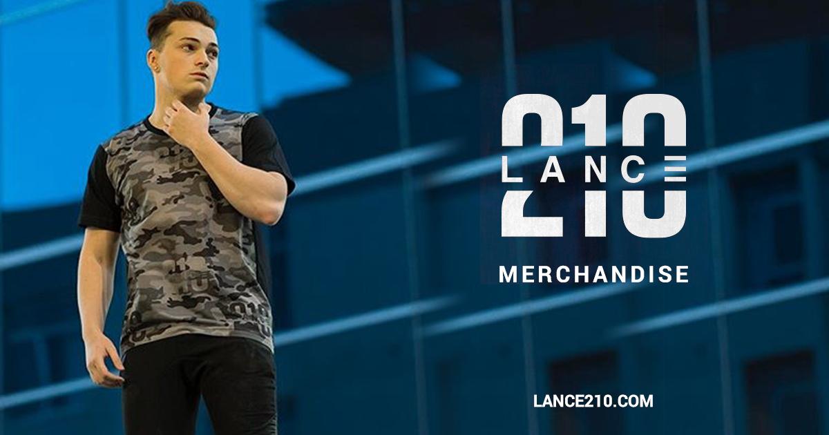 Lance Stewart Official Store.