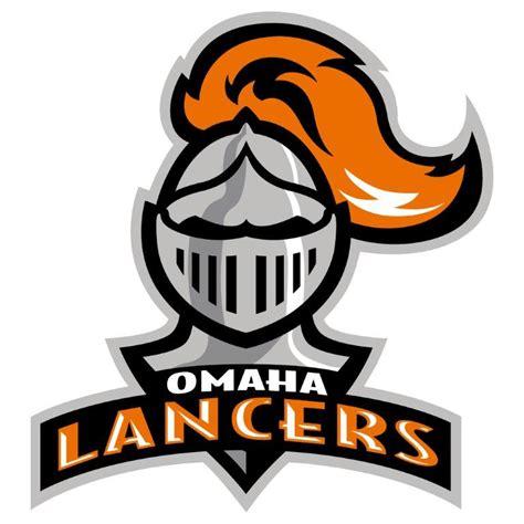Omaha lancers Logos.