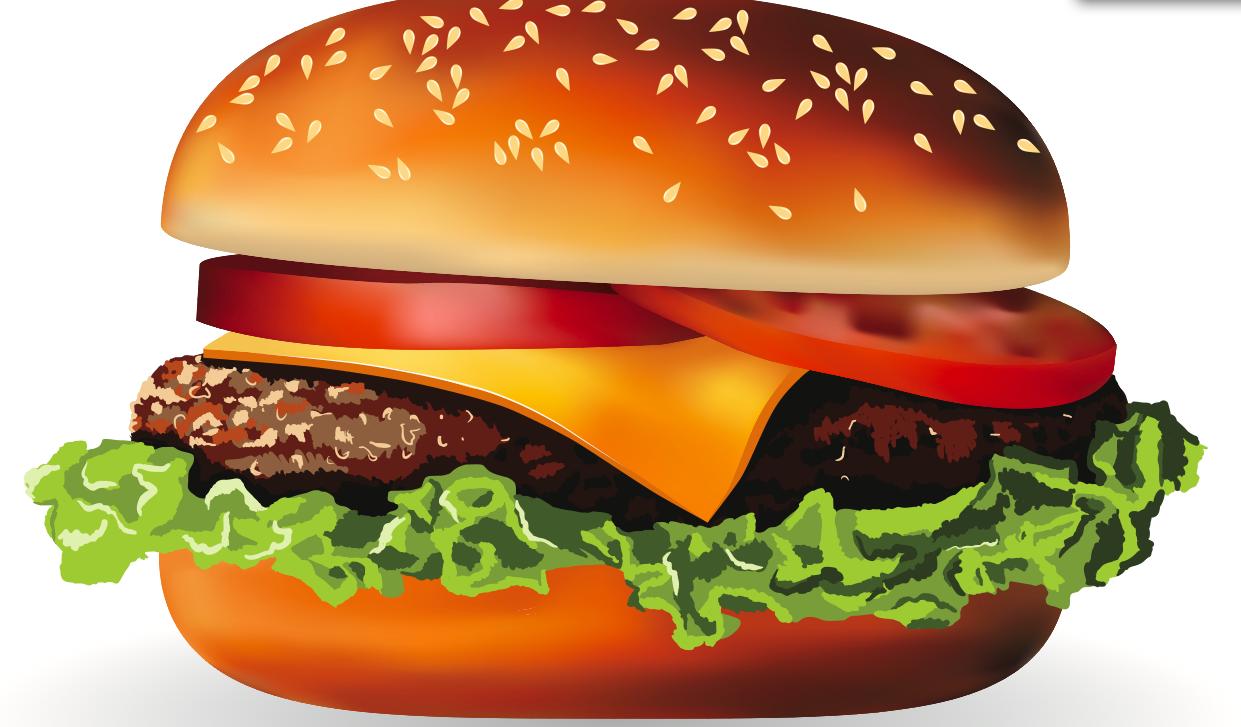 Pin de Hans Sejr em Burger.