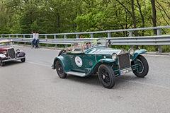 Lancia Lambda Tipo 221 Spider Casaro (1928) In Mille Miglia 2016.