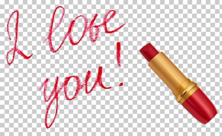Lipstick Cosmetics Moisturizer Lancôme, I love you , i love.