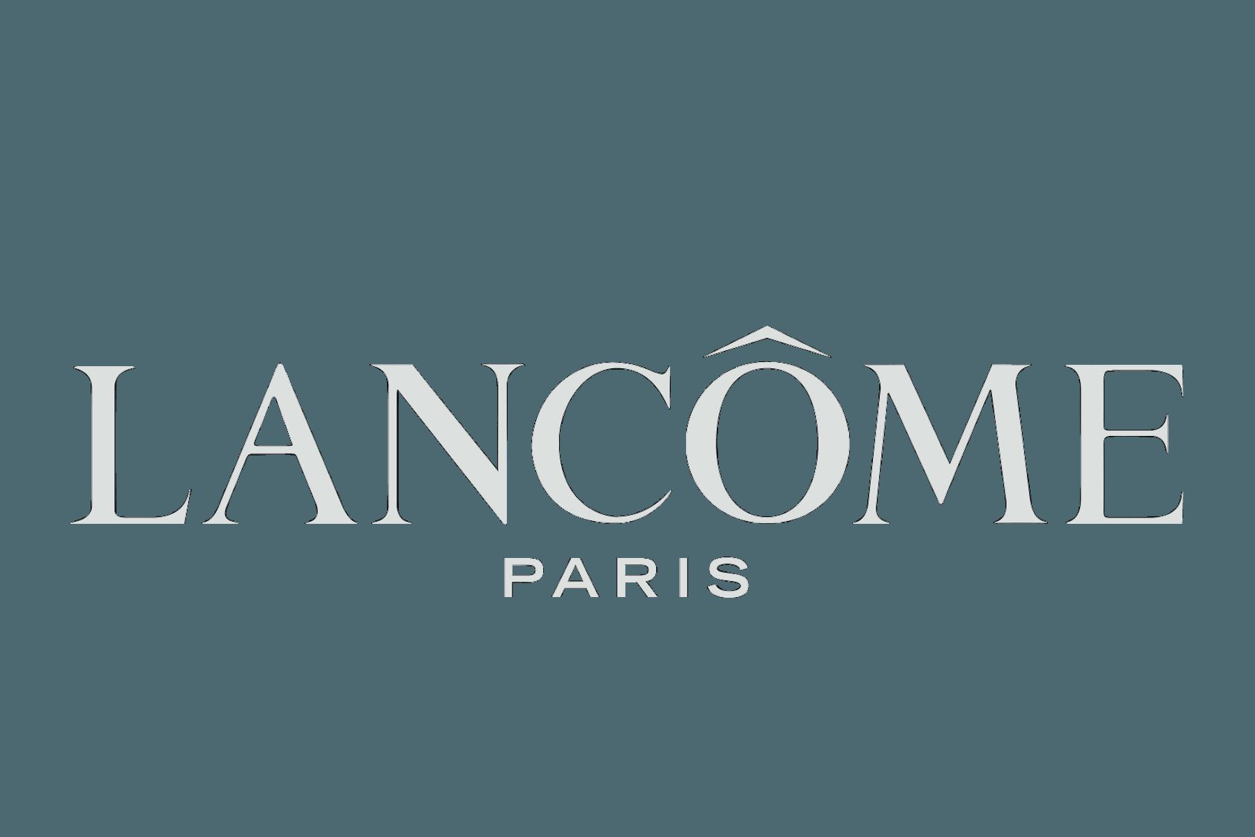 Lancome Paris Logo.