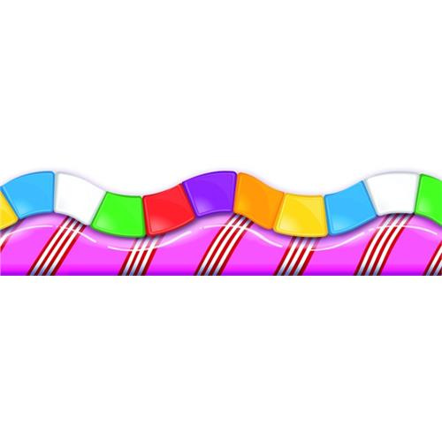 Gallery For > Candy Land Path Clipart.