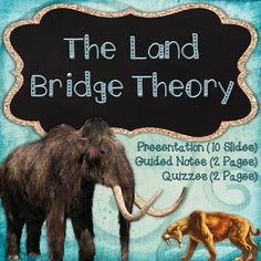 The Bering Land Bridge: Peopling America, and Climate Change.