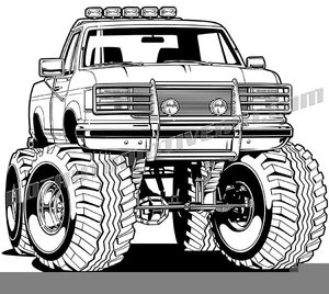 Land Cruiser Clipart.