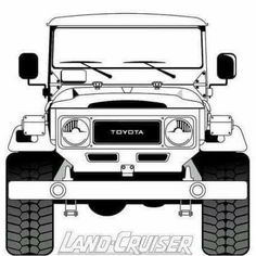 124 Best Land Cruiser Artwork images in 2018.