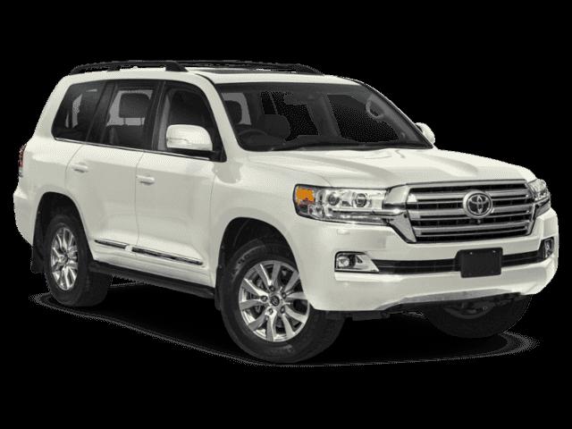 New 2019 Toyota LAND CRUISER 4WD SUV V8 Sport Utility in.