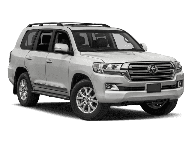 New 2018 Toyota LAND CRUISER 4WD (Natl).