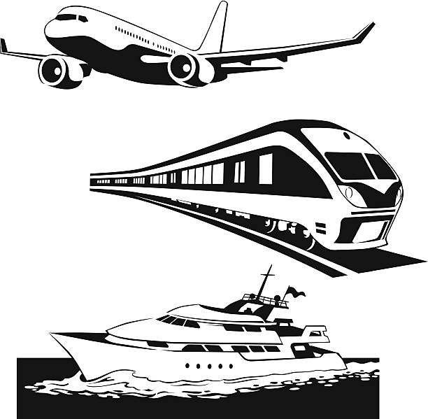 Jet Liner Clip Art, Vector Images & Illustrations.