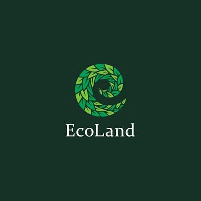 Eco Land Logo.