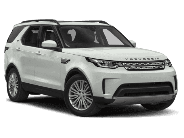 New 2019 Land Rover Discovery HSE 4D Sport Utility.