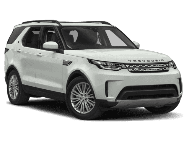 New 2019 Land Rover Discovery HSE 4WD.