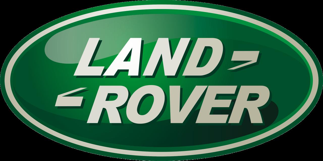 Land Rover Logo PNG Transparent Image.