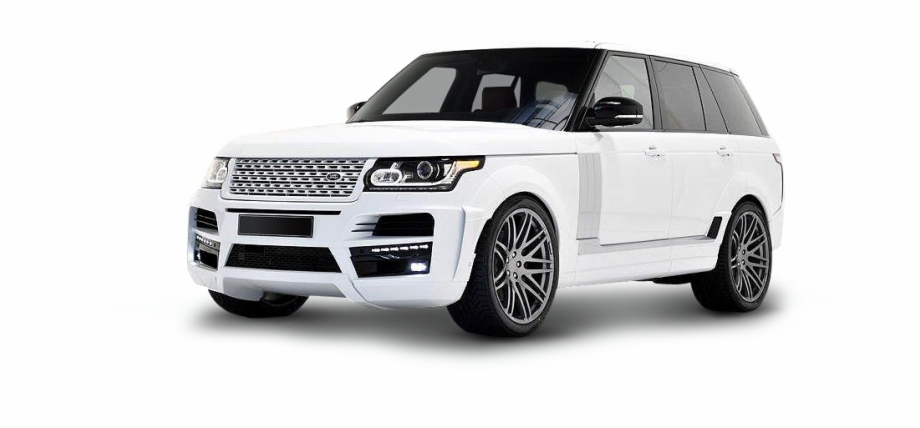 Range Rover Png.