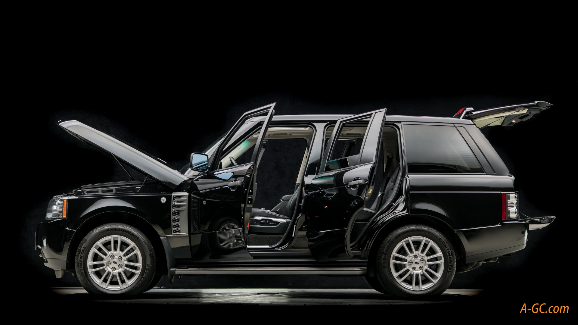 2011 Land Rover Range Rover HSE Stock # 0038 for sale near.