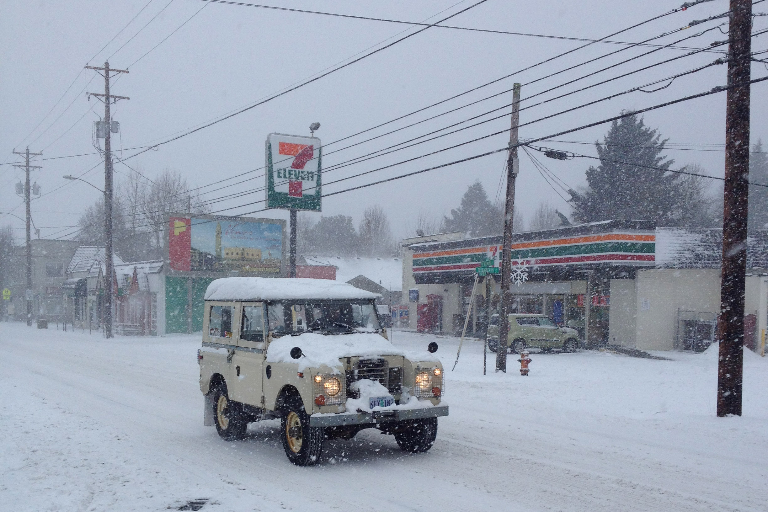 land rover + portland = squee!.