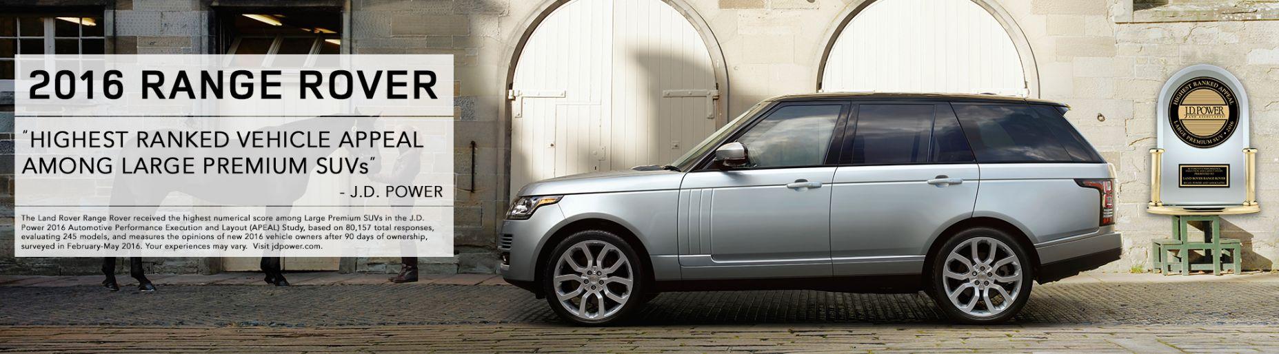 Land Rover Portland.