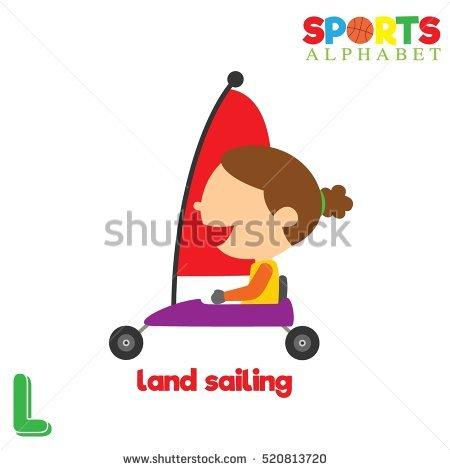 Land Sailing Stock Photos, Royalty.