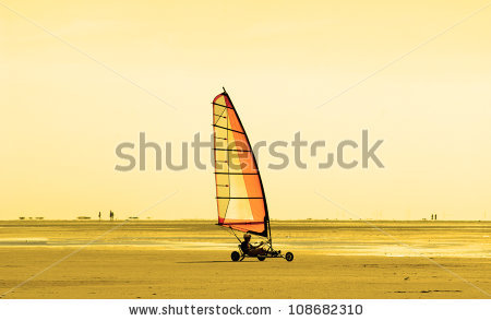 Landsailing Stock Photos, Images, & Pictures.